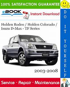 Holden Rodeo    Holden Colorado    Isuzu D