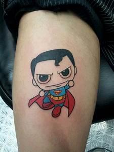 Cute#superman#tattoo | Tattoos | Pinterest | Superman ...