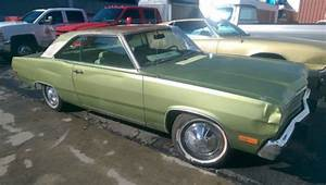 1973 Plymouth Scamp Vintage Car