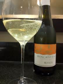 Shine A Little Light by 2011 Rivata Moscato D Asti First Pour Wine
