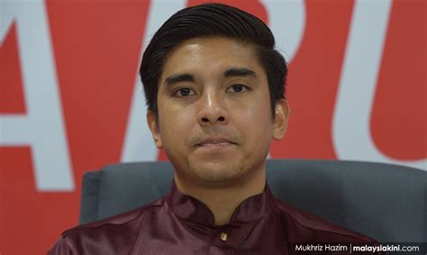 Today on twitter, muda, the party led by the former sports and youth minister yb syed saddiq launched the #pausemalaysia campaign. Parti Syed Saddiq: Antara impian anak muda dan mimpi ngeri ...