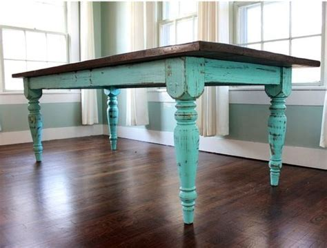 green distressed dining table derektime design how to