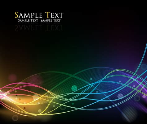 light line 2 dynamic effects light line 2 vector free vector 4vector