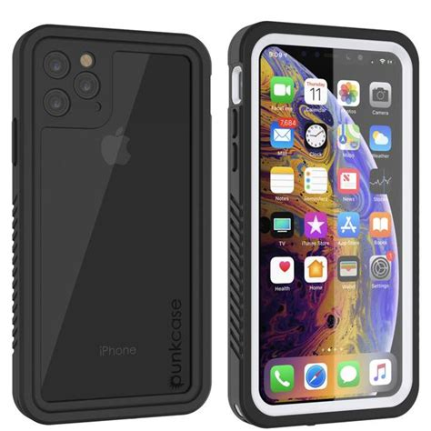 iphone pro max waterproof case punkcase extreme
