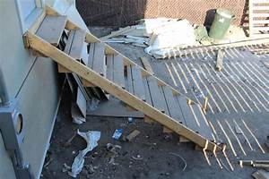 Temporary Stairs - Job Built or Reusable? Be the Pro