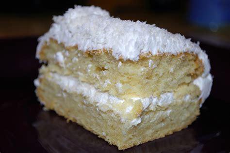 coconut cake recipe dishmaps