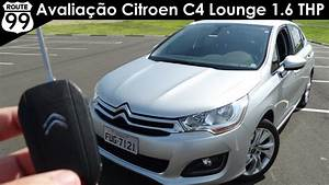 Citroen C4 Lounge 1 6 16v Thp - Canal Route 99