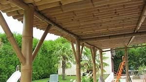 Pergola En Bambou : pergolas auvents bambou grossiste ~ Premium-room.com Idées de Décoration