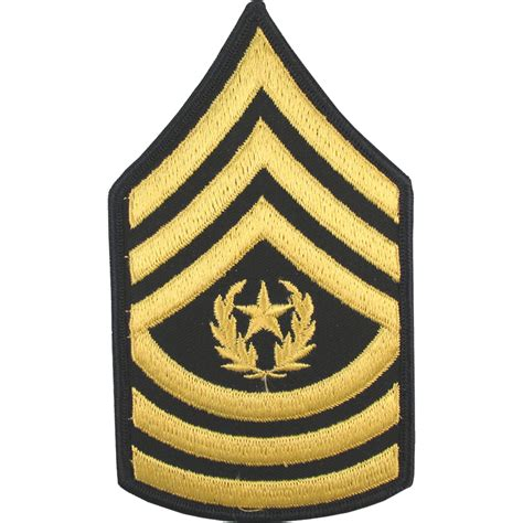 army csm large asu sew on rank large asu rank shop the exchange