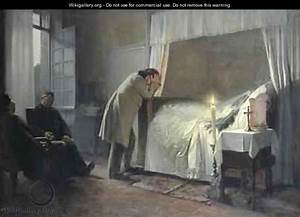 The Death Bed of Madame Bovary - Albert-Auguste Fourie ...