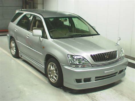 Jim Barkley Toyota Used Cars by New Sports Speedicars Toyota Harrier Used Cars Pictures