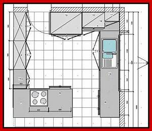 Kitchen floor plan ideas afreakatheart for Küchenplan