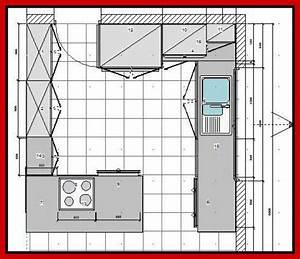 Kitchen floor plan ideas afreakatheart for Küchenplan