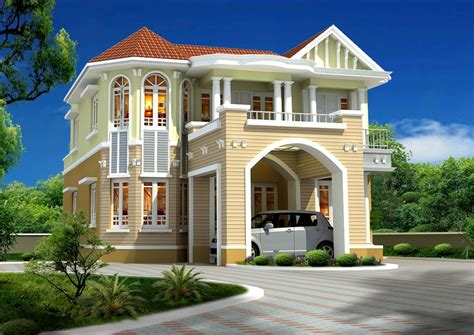 beautiful house elevation designs kerala home design