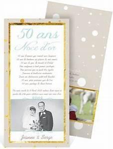 Cadeau 50 Ans De Mariage Parents : texte sur parchemin noces d 39 or 50 ans mireille pinterest parchemin carte mariage et ~ Melissatoandfro.com Idées de Décoration