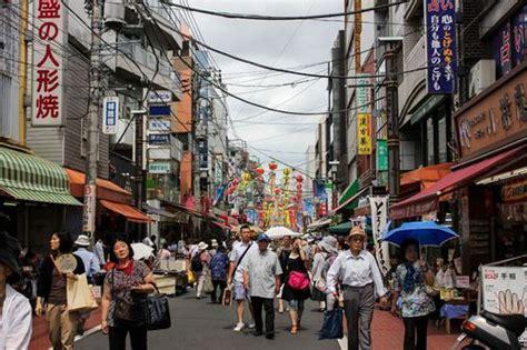 growing senior population  japans metropolitan
