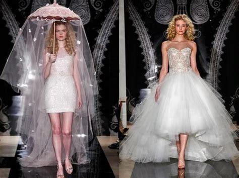 Reem Acra Spring 2014 Bridal Collection