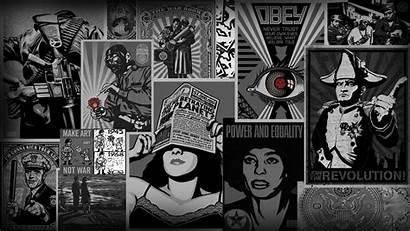 Obey Wallpapers Desktop Backgrounds 4k Windows History