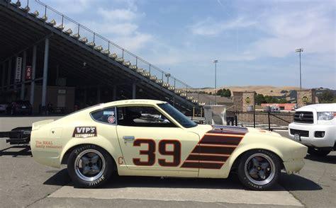 nissan race car z car blog 187 post topic 187 vintage racing glenn s datsun 240z