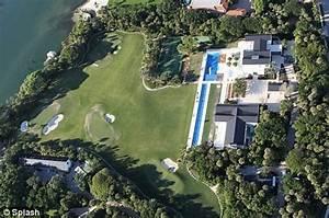 Tiger Woods New 545M House On Jupiter Island FL