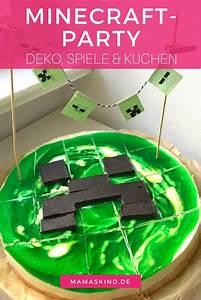 Deko Zum 1 Geburtstag : minecraft party zum kindergeburtstag mit deko spielen kuchen ~ Eleganceandgraceweddings.com Haus und Dekorationen