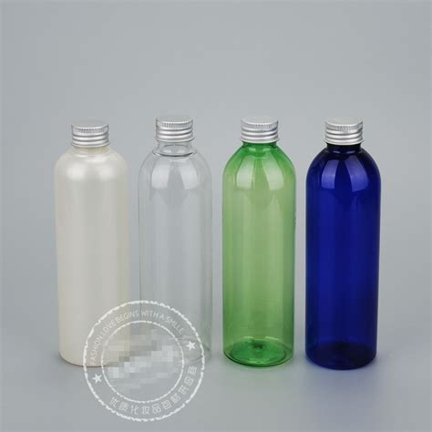 200ml Plastic Package Bottle Pet 46x147mm Beverage Package