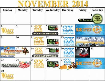 Monthly Promotions Promotion Calendar Scroll Down