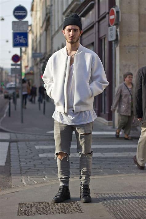Cool Boysu2019 Favorites Designer Ripped Jeans - Men Fashion Hub