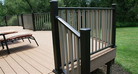 deck railing aluminum rail decks rails choice reasons system wahoo composite commercial why balcony systems kits spindles 1500 wahoodecks