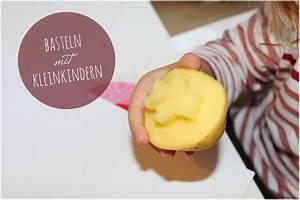 Bastelideen Für Kleinkinder : basteln mit kleinkindern kartoffelstempel diy basteln pinterest basteln basteln mit ~ Orissabook.com Haus und Dekorationen