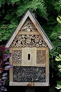 Fabriquer Un Hotel A Insecte : comment fabriquer des hotels pour insectes et amis du ~ Melissatoandfro.com Idées de Décoration
