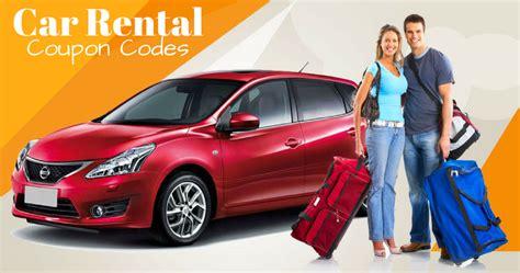 Budget Car Rental Coupon Codes