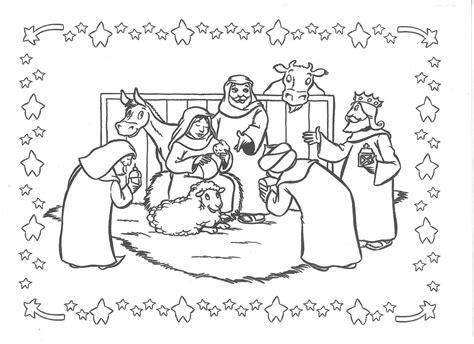 Kerst Kribbe Kleurplaat by 20 Idee Kleurplaten Kerst Groep 1 Win Charles