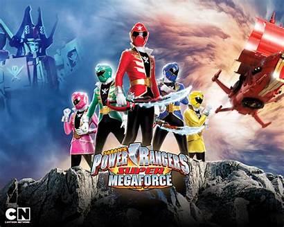 Rangers Power Megaforce Desktop Tablet Downloads Samurai