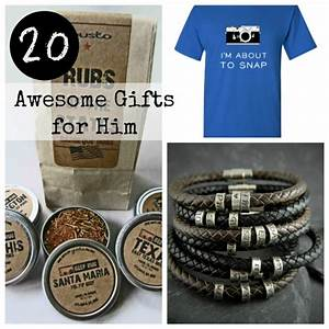 20 awesome gifts for him 2016 etsy gift guide intimate With wedding gifts for him