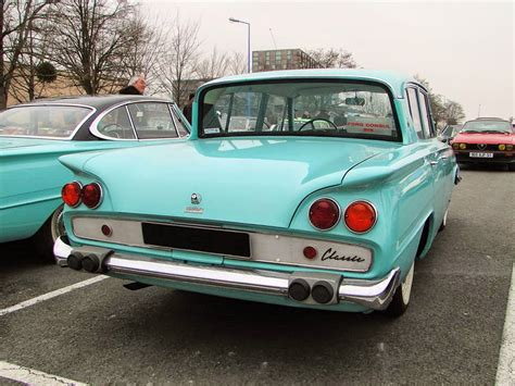 Classic Fords by In Time 1961 Cars Ford Consul Classic Ford