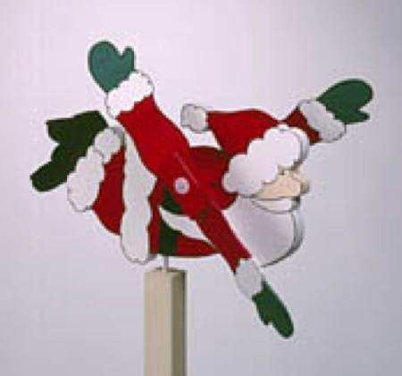 whirligig santa woodworking plans gigs worley plan w920 designpacker gemerkt
