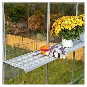 Etagere Pour Serre : etag re l125 cm pour serre palram plantes et jardins ~ Premium-room.com Idées de Décoration