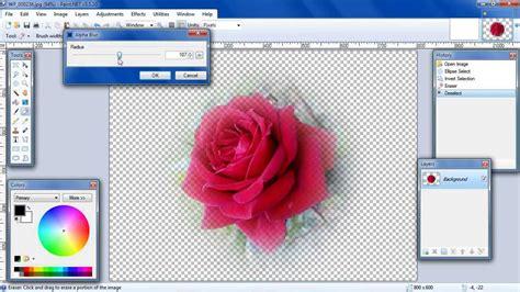 paint net fade edges using alpha blur