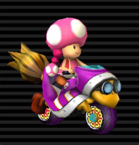 Kruiser Karts by Toadette Mario Kart Wii