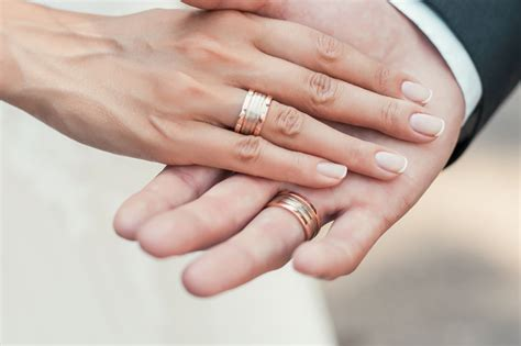 do you know which finger the engagement ring goes on you