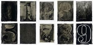 Jasper Johns Painting Numbers