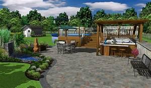 architecte 3d jardin et exterieur acheter et telecharger With logiciel amenagement exterieur 3d gratuit en francais