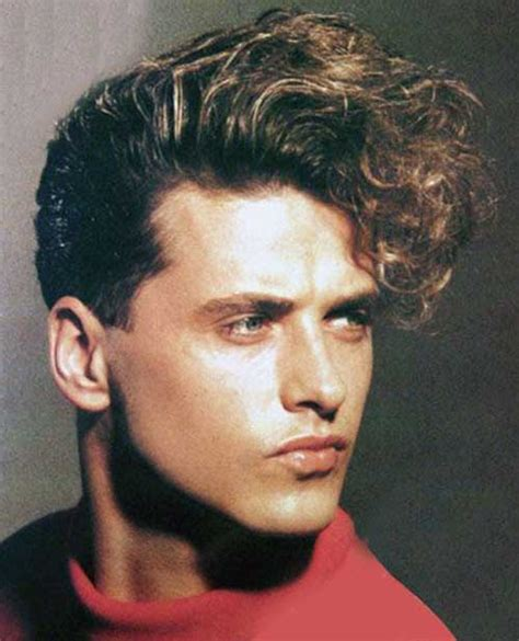 80s Mens Hairstyles by 15 Mens Fringe Hairstyles Mens Hairstyles 2018
