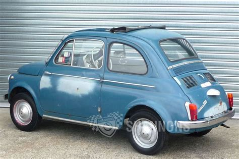 Fiat Bambino by Sold Fiat Nuova 500 Bambino Coupe Auctions Lot 2 Shannons