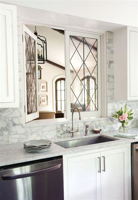 images  pass  windows  pinterest antique white kitchens cabinets  window