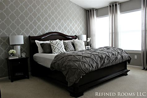 Monochromatic Bedroom by Monochromatic Bedroom Bedroom Traditional With Gray