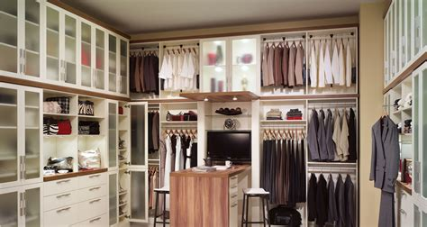Bedroom In Closet by Closet Organizers Northern Virginia Storage Shelving
