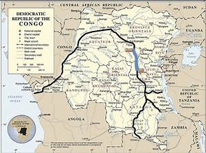 Congo river map | Flickr - Photo Sharing!