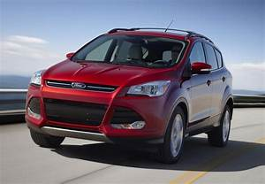 Ford Kuga Dane Techniczne Wymiary